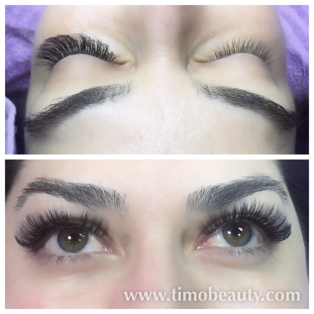 Angel Eye Lashes Closed 53 Photos Eyelash Service 4235 S Ft