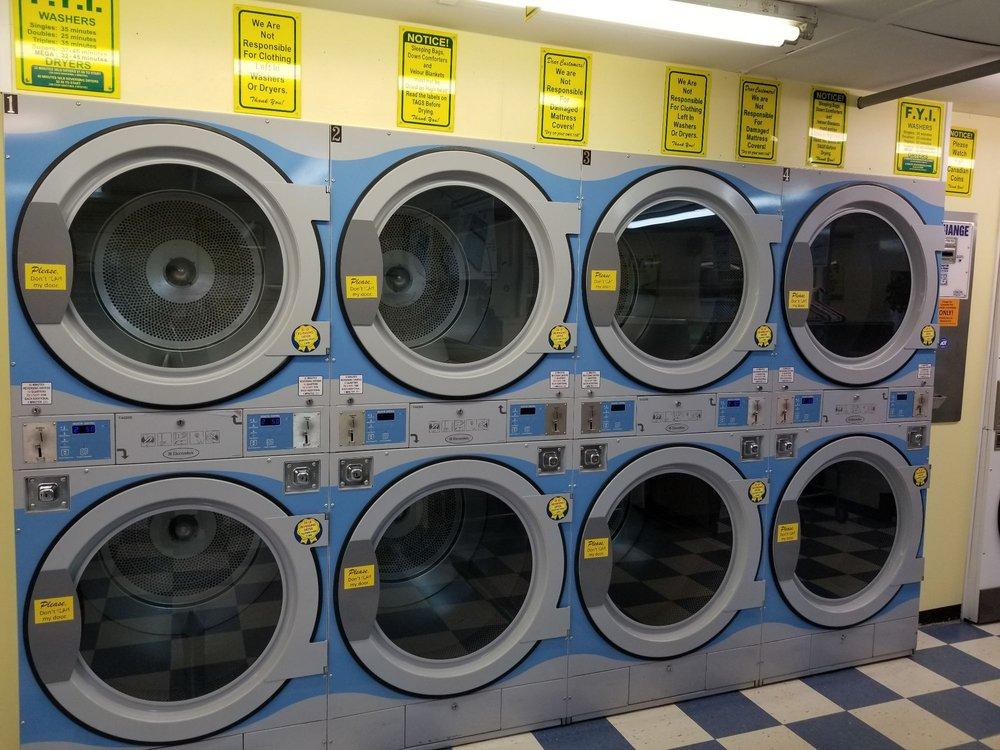 Sunshine Too Laundromat: 200 Bath Rd, Brunswick, ME