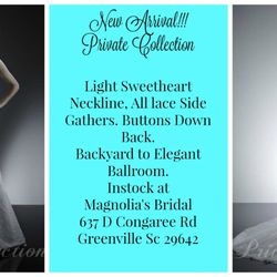Photo Of Magnolias Bridal Co