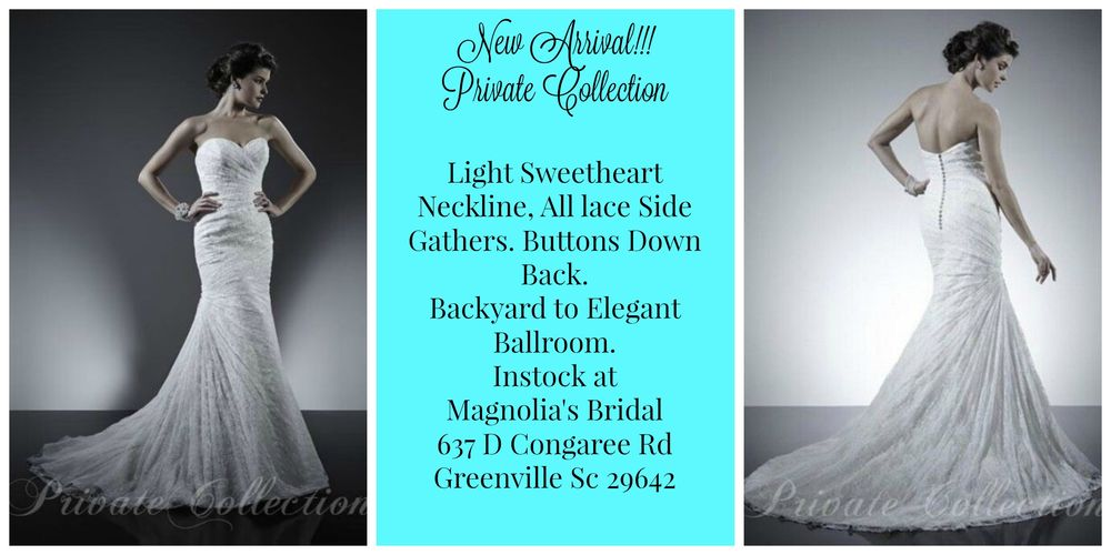 Magnolias Bridal Co