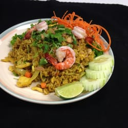 Delicieux Photo Of Dena Kitchen   Chicago, IL, United States. Curry Fired Rice With