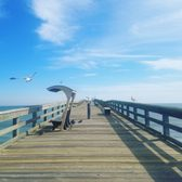 Photo Of St Augustine Beach Pier Fl United States