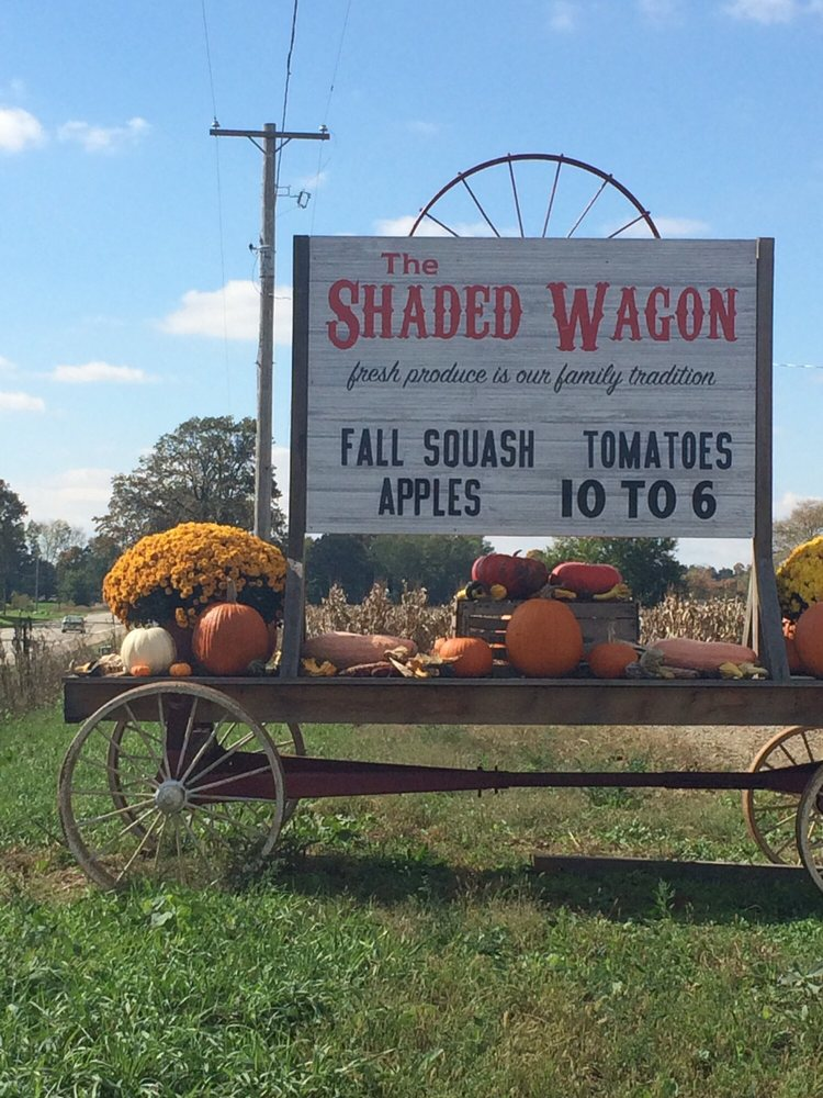 The Shaded Wagon: 12280 Spring Arbor Rd, Concord, MI