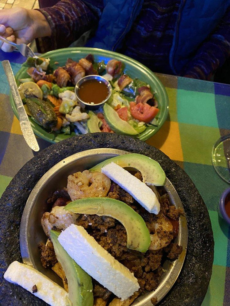 Papa Poblano's Mexican Cafe: 304 N Park Dr, Broken Bow, OK