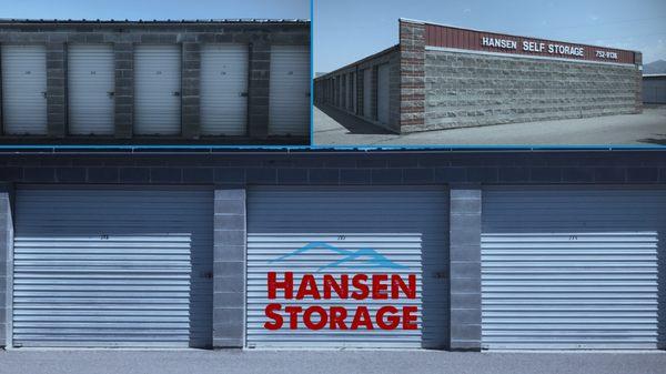 Photo of Hansen Storage - Logan UT United States & Hansen Storage - Get Quote - Self Storage - 1115 W 200th N Logan ...