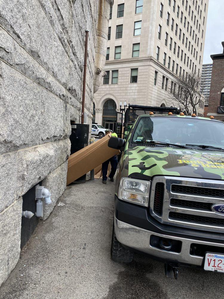 JDog Junk Removal & Hauling - Boston: Belmont, MA