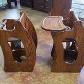 Photo Of Amish Market   Fredericksburg, TX, United States. Best Selling  Highchair 3N1