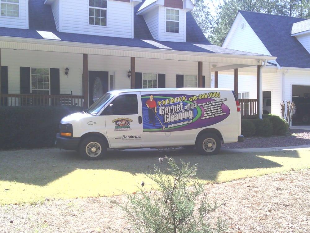 Premier Carpet & Duct Cleaning