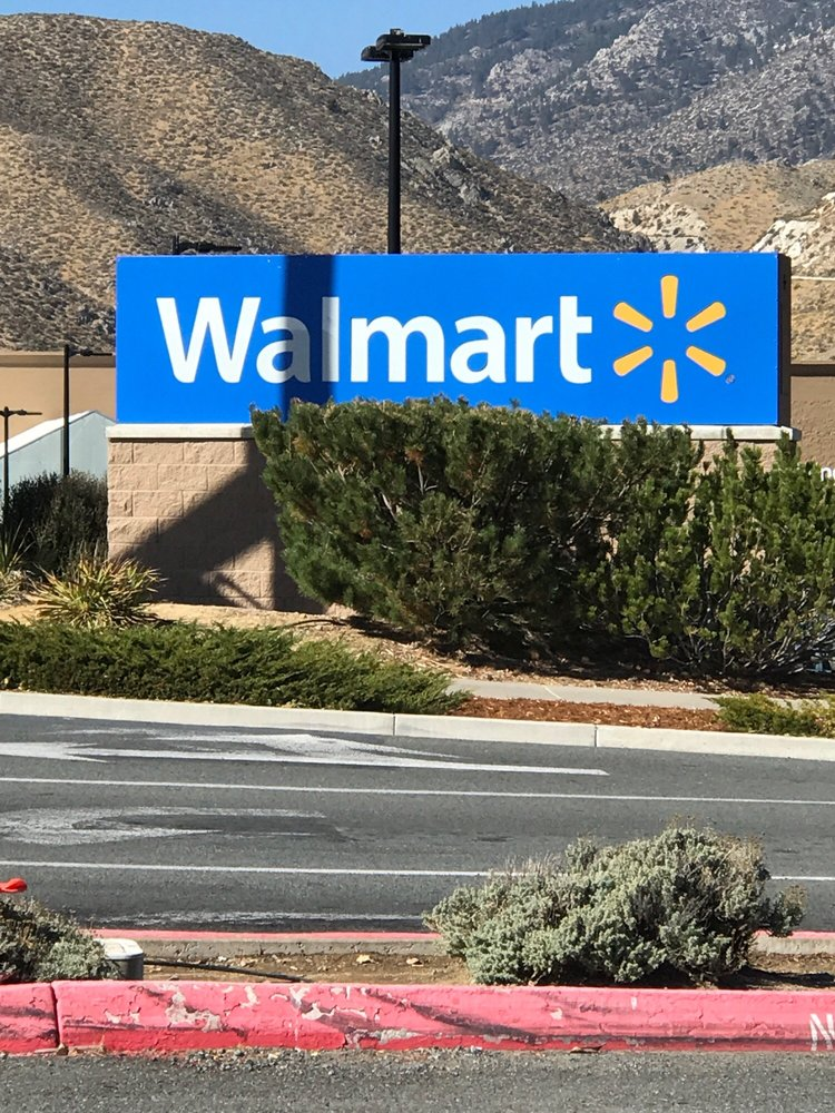 Walmart Supercenter: 3770 US Hwy 395 S, Carson City, NV