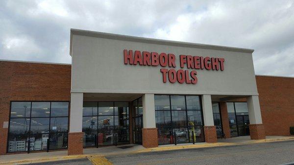 Harbor Freight Tools Usa 2268 Eastern Blvd Montgomery Al Hardware