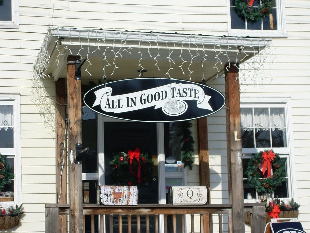 All In Good Taste: 209 Market St, Kimmswick, MO