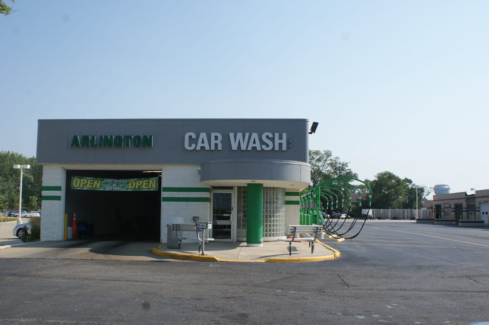 Car Wash Arlington Tx: Arlington Car Wash And Detail