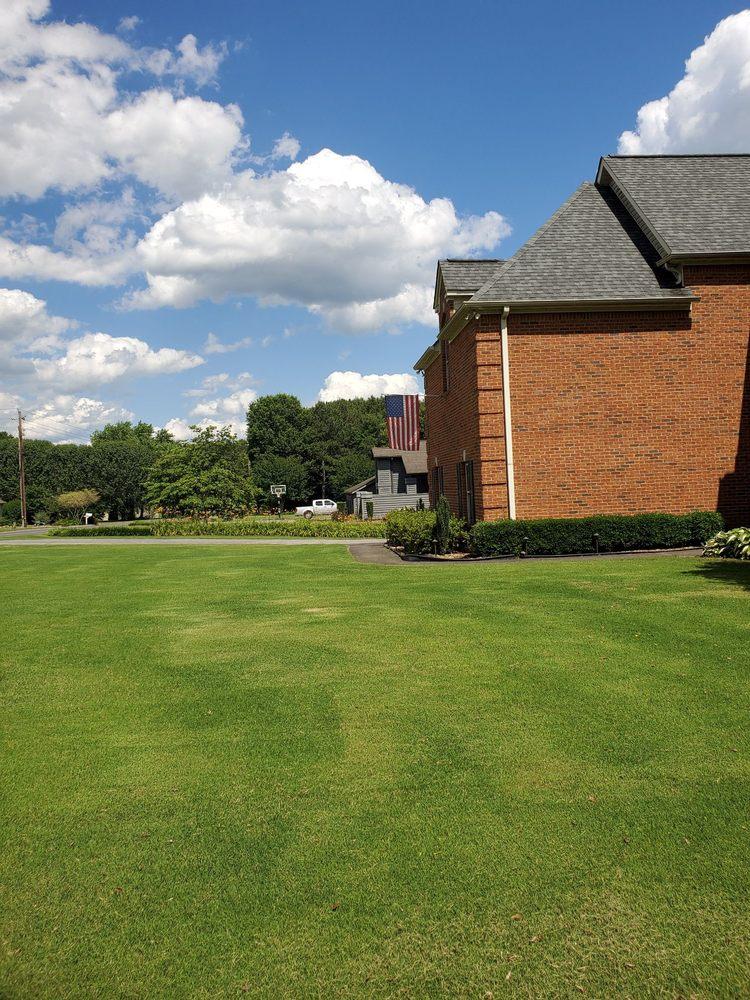 Singleton Lawn Care: Dalton, GA