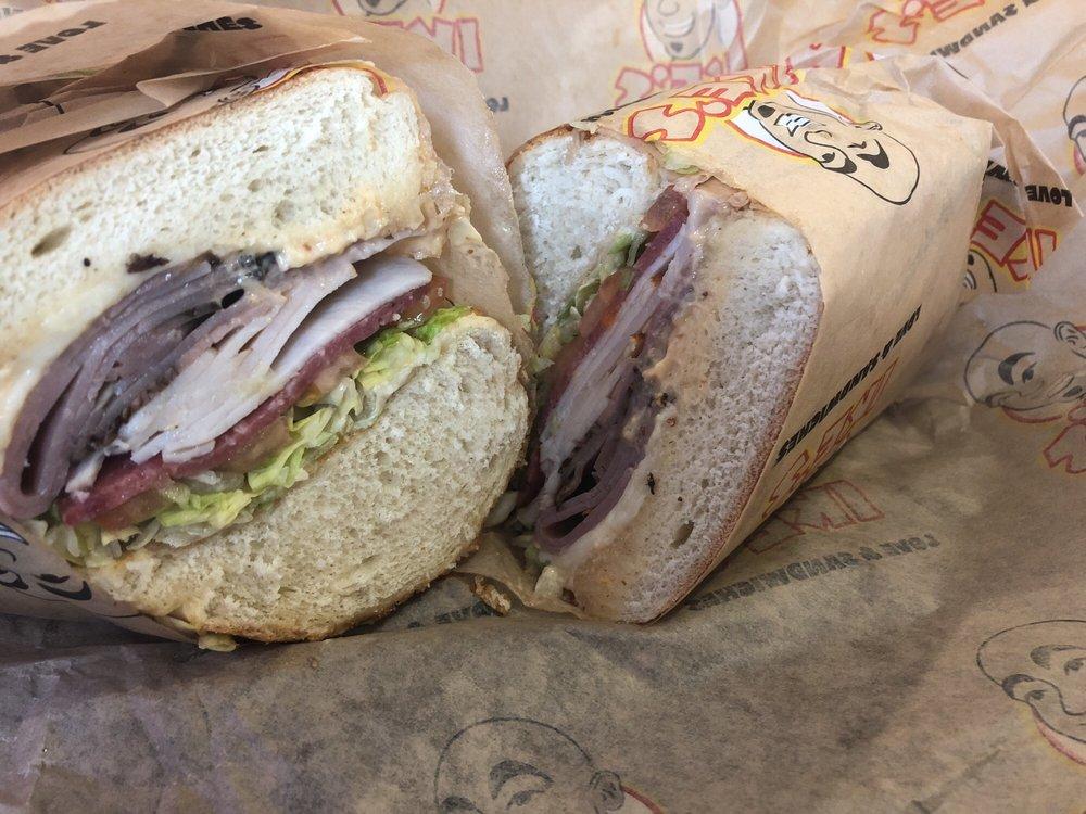 Ike's Sandwiches: 128 Serramonte Ctr, Daly City, CA