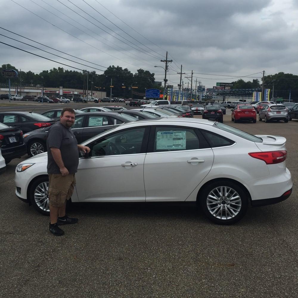 Pegues Hurst Ford Car Dealers 200 Spur 63 S Longview