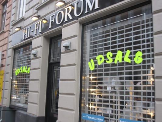 Hi-Fi Forum - Electronics - Falkoner Alle 98, Frederiksberg