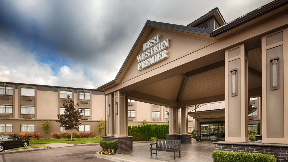 Best Western Park Plaza Hotel Puyallup Wa