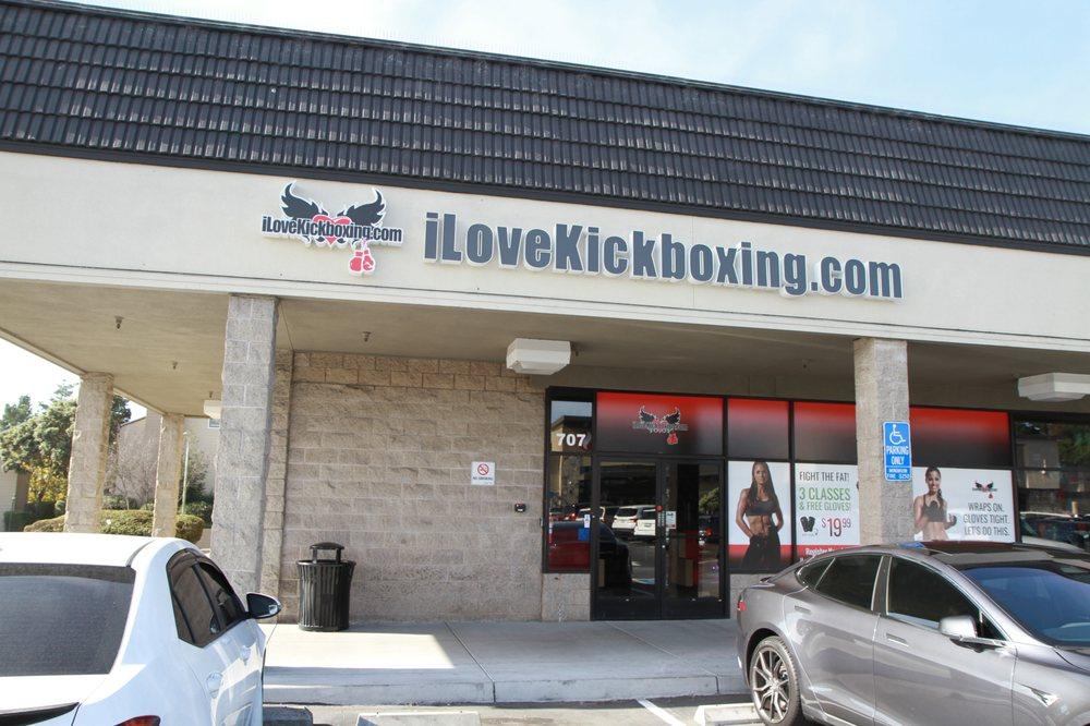 iLoveKickboxing - Pacifica