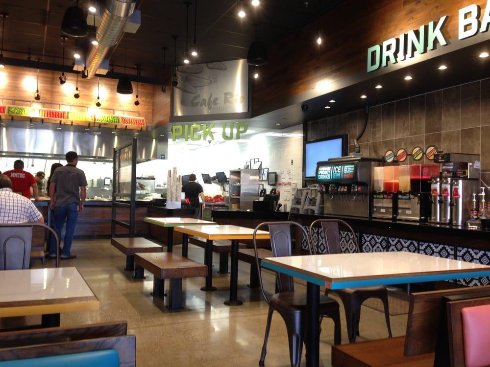 Irvine Cafe Rio