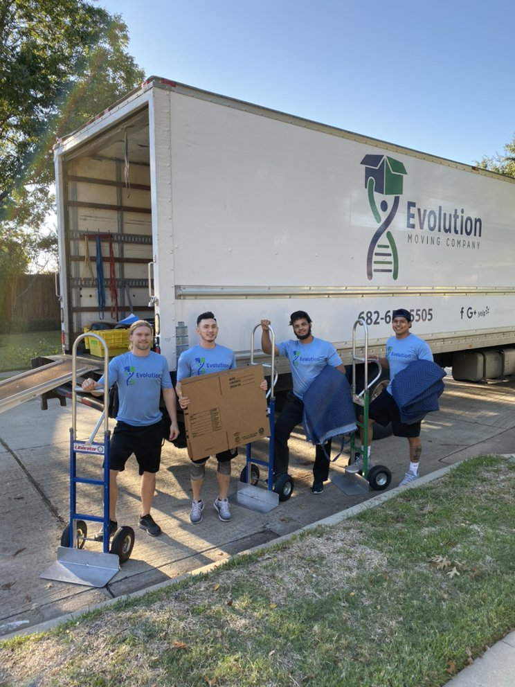 Evolution Moving Company: Lewisville, TX