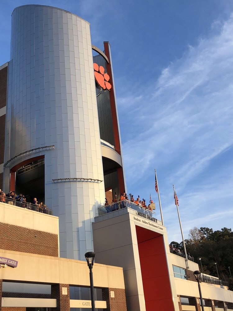 Clemson University: 201 Sikes Hall, Clemson, SC