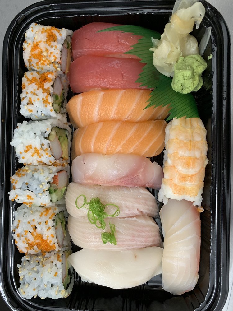 Usushi Cafe: 474 Massachusetts Ave, Arlington, MA