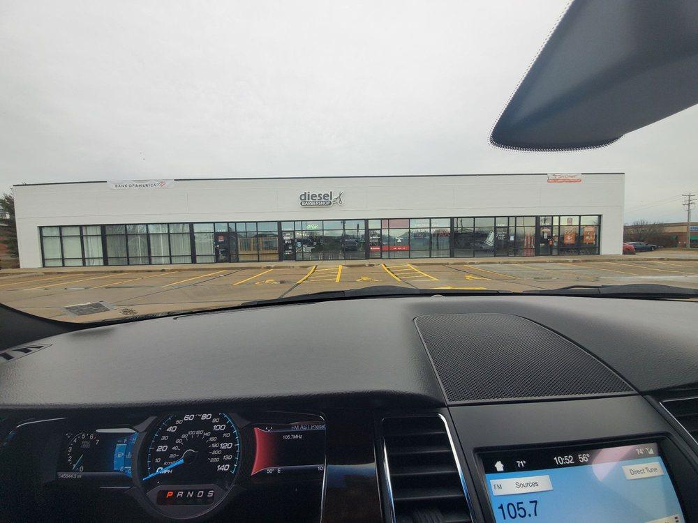 Diesel Barbershop: 2432 Hwy K, O'Fallon, MO