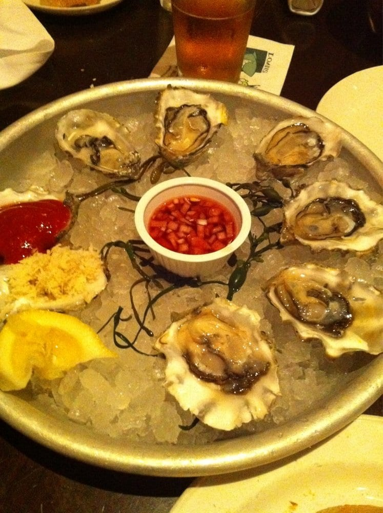 Malaspina oysters yelp for King s fish house laguna hills