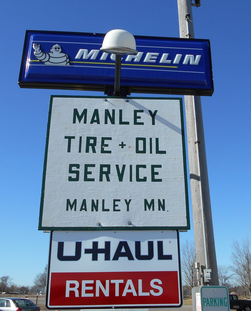 Manley Tire & Oil Service: 746 20th Ave, Valley Springs, SD
