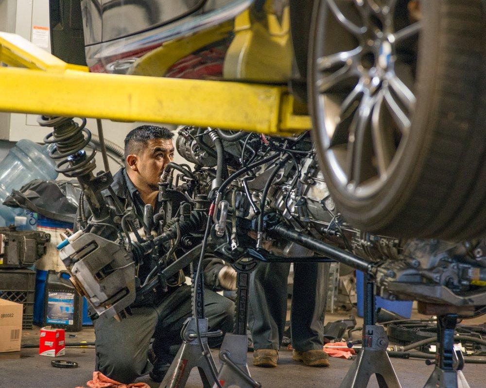 Arrows Automotive - 20 Photos & 108 Reviews - Auto Repair - 3922 7th ...