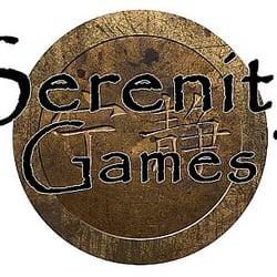 Serenity Games logo