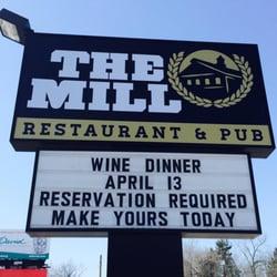 The Mill Scozzaro S Restaurant Pub New Oxford Pa