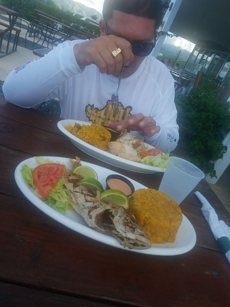 Abu Casona's Kitchen: Carr 149 Km 18.5, Ciales, PR