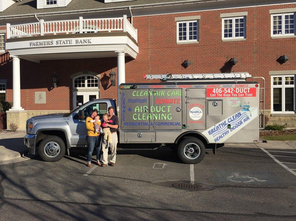 Clean Air Care Dunrite: Florence, MT