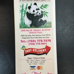 Panda chinese restaurant kinesisk 2200 state rt 66 for 66 nail salon neptune nj