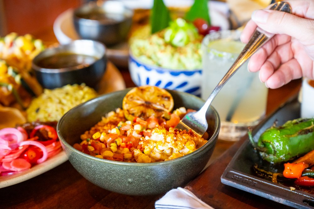 La Cosecha Mexican Table: 505 Business Ih 35 N, New Braunfels, TX