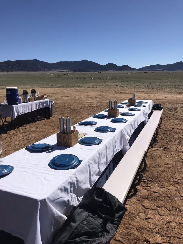 Colorado Hot Air Balloon Rides: Fairplay, CO