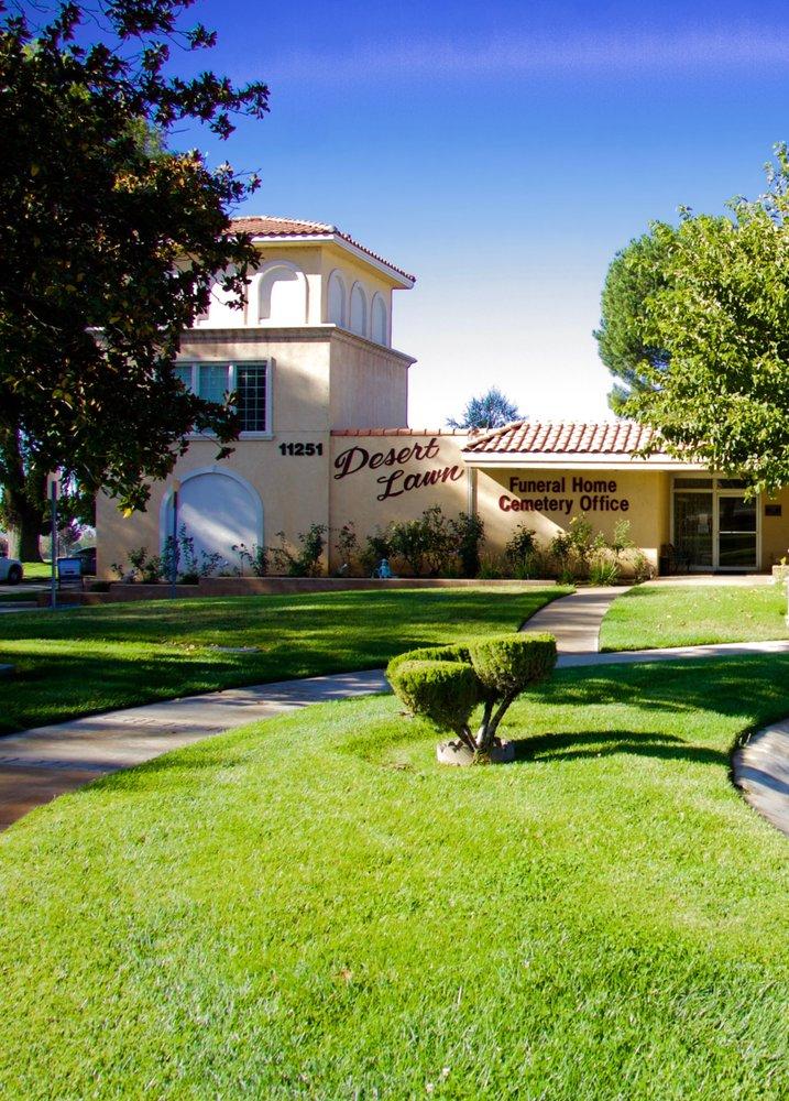 Desert Lawn Funeral Home and Memorial Park: 11251 Desert Lawn Dr, Calimesa, CA