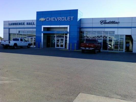 Lawrence Hall Chevrolet Buick Gmc 1385 S Danville Dr Abilene Tx Car