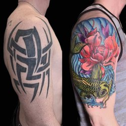 Wild Tribe Tattoos and Piercings - 20 Photos - Tattoo - 1825 Mall Of ...