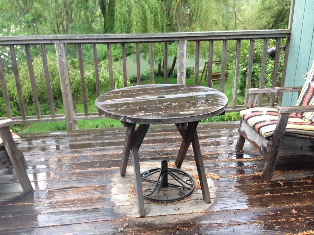 balcony yelp. Black Bedroom Furniture Sets. Home Design Ideas