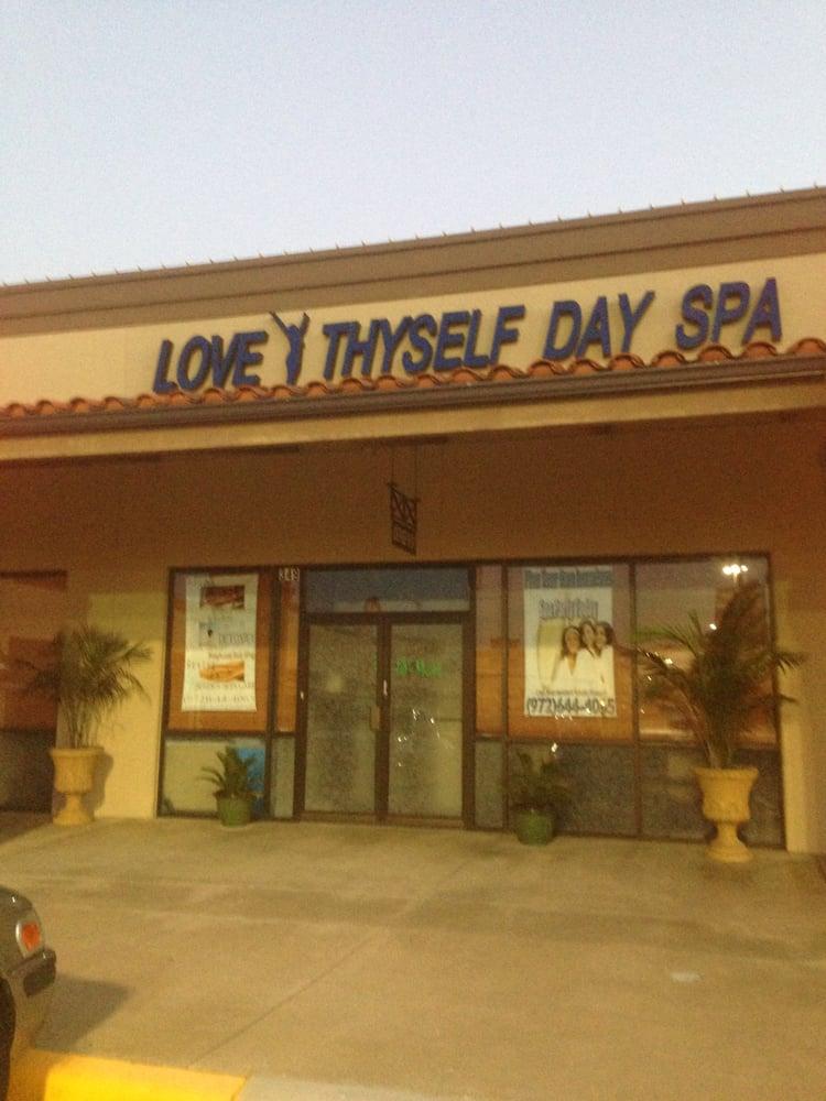 Love Thyself Day Spa Richardson Tx