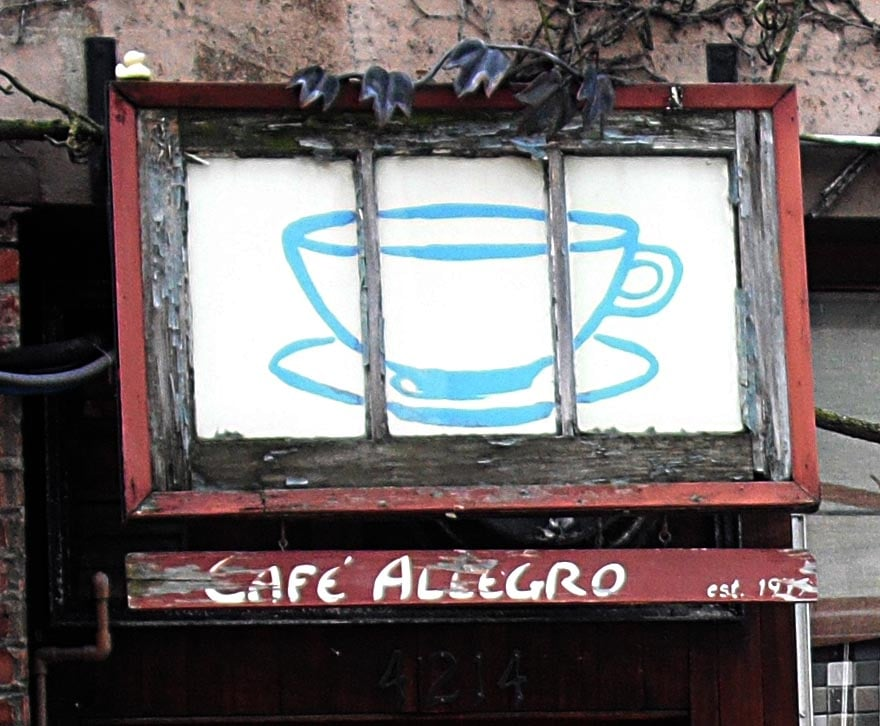 Cafe Allegro Seattle Yelp