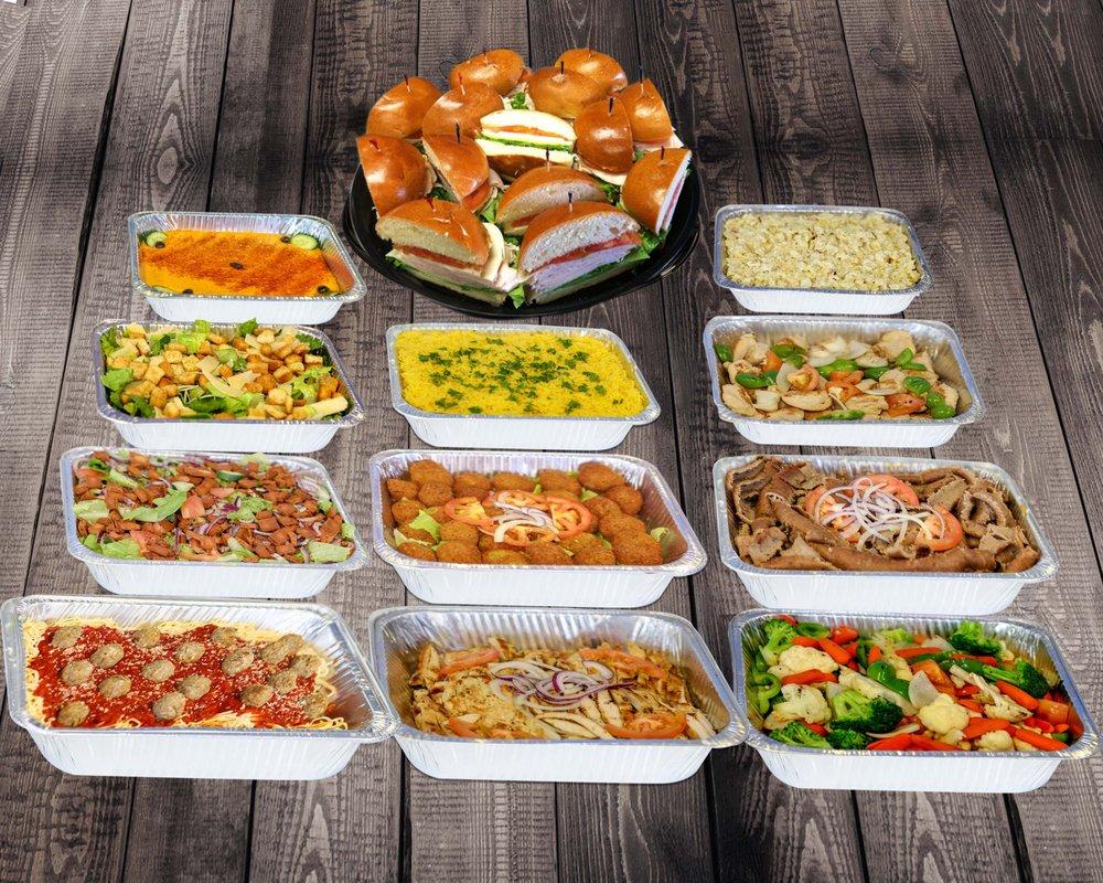 Yassos Catering: 23535 N Scottsdale Rd, Scottsdale, AZ