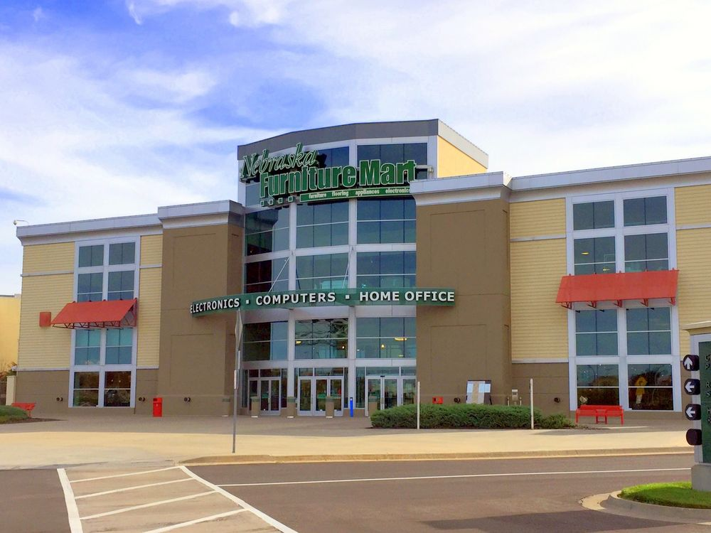Nebraska furniture mart 24 photos 126 reviews for Furniture kansas city