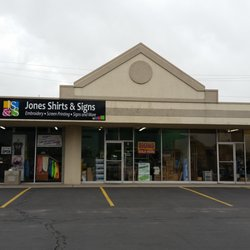 c11d2c85 Photo of Jones Shirts & Signs - North Ogden, UT, United States. Jones.  Jones Shirts & Signs store front ...