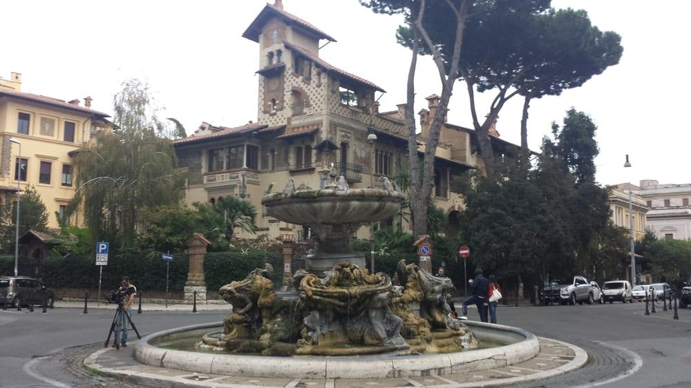 ... - Public Plazas - Piazza Mincio, Salario, Rome, Roma, Italy - Yelp