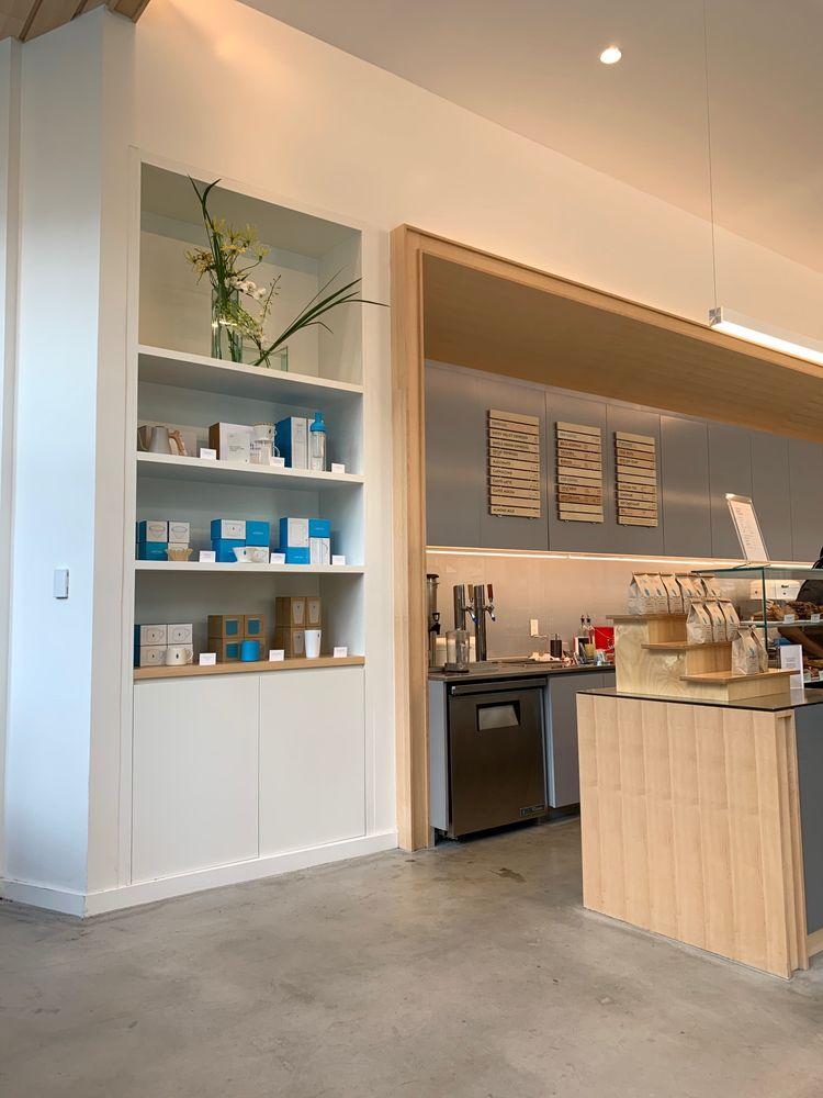 Blue Bottle Coffee: 88 Ames St, Cambridge, MA