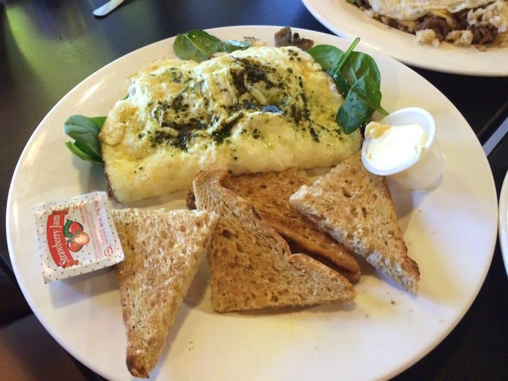 skinny omelet - Yelp