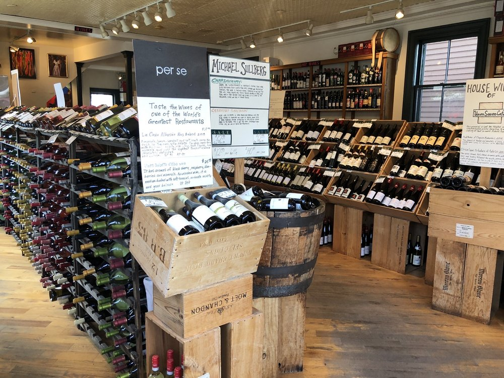 Rockwood & Perry Fine Wine & Spirits: 525 Warburton Ave, Hastings-on-Hudson, NY